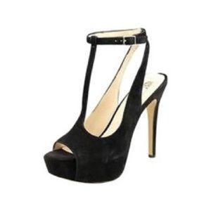 INC international concepts black platform heels
